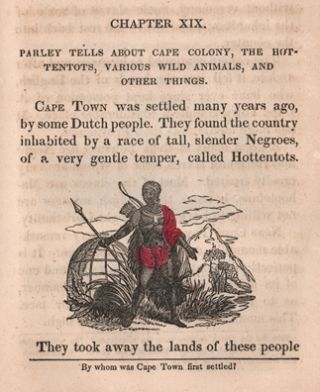 The Tales of Peter Parley About Africa. CHILDREN, Peter Parley, Samuel Goodrich Griswold