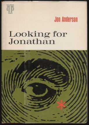 Looking for Jonathan. Jon Anderson.
