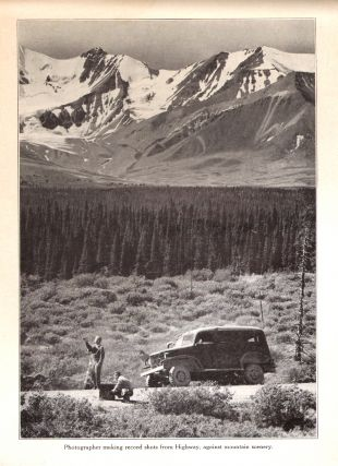 Pictorial Souvenirs, The Alaska Highway