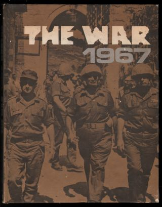 The War 1967. Zeev Anner, Yoseph Alkoni