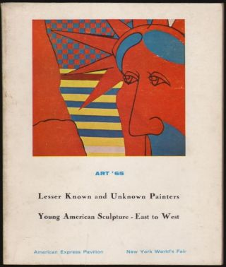 Art '65, Lesser Known and Unknown Painters, Young American Sculpture - East to West