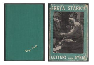 Letters from Syria. Freya Stark