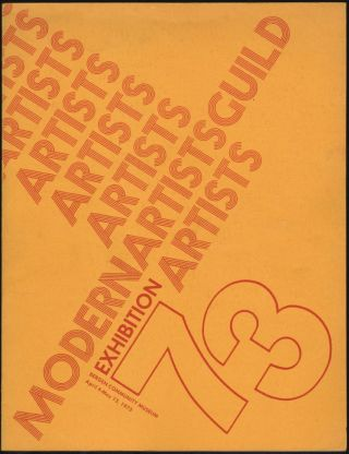 Modern Artists Guild Exhibition 73