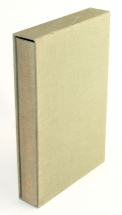 Selected Letters of Virgil Thomson [Signed Limited Edition]. Virgil Thomson, Tim Page, Vanessa Weeks Page.