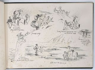 How We Spent the Summer or a Voyage en Zigzag in Switzerland and Tyrol, with some Members of the Alpine Club from the Sketch Book of One of the Party [SIGNED]