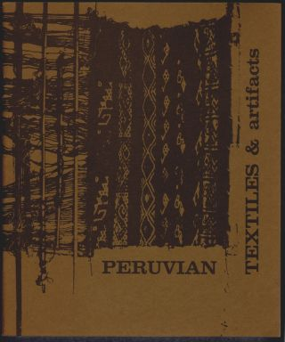 Peruvian Textiles and Artifacts. Ina VanStan, Introduction