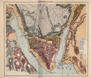Sinai and Palestine, In Connection with their History. Arthur Penrhyn Stanley