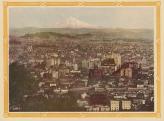 Official Program, Forty-Sixth Annual Session, Imperial Council A.A.O.N.M.S. [Cover title: Portland Oregon, City of the West]