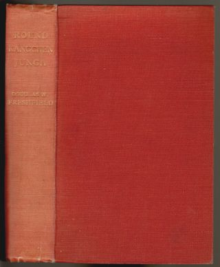 Round Kangchenjunga, A Narrative of Mountain Travel and Exploration. Douglas W. Freshfield