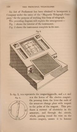 The Electric Telegraph, Its History and Progress