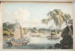 Travels in China, Containing Descriptions, Observations, and Comparisons Made and Collected in the Course of a Short Residence at the Imperial Palace of Yuen-Min-Yuen, and on the Subsequent Journey through the Country from Pekin to Canton. John Barrow.