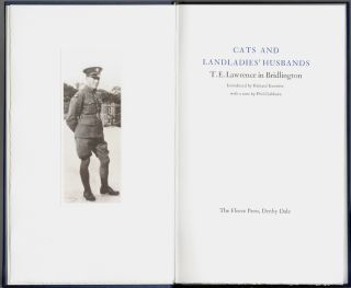 Cats and Landladies' Husbands, T.E. Lawrence in Bridlington. Richard Knowles, Phil Clabburn,...
