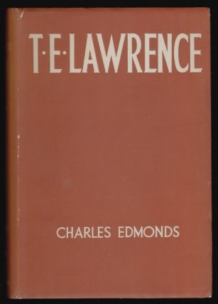 T.E. Lawrence. Charles Edmonds, Charles Edmond Carrington