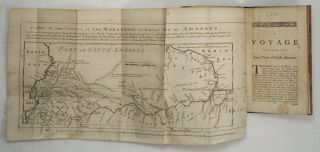 A Succinct Abridgment of a Voyage Made within the Inland Parts of South-America; from the Coasts of the South Sea, to the Coasts of Brazil and Guiana, down the River of Amazons...to Which is Annexed a Map of the Maranon, or River of Amazons