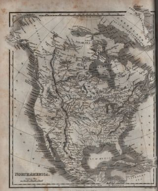 The History and Topography of the United States of North America, from the Earliest Period to the Present Time