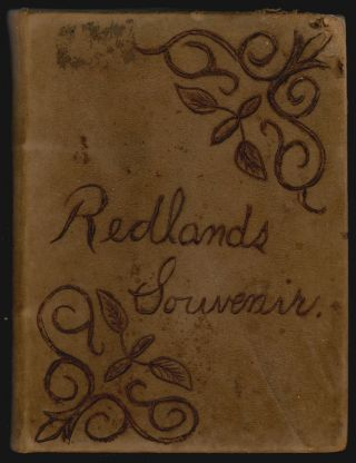 Souvenir of Redlands, California