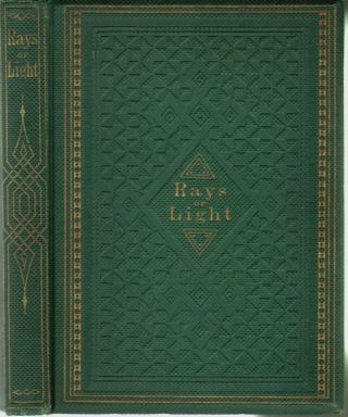 Rays of Light for Dark Hours. J B., R. R. Booth, Introduction