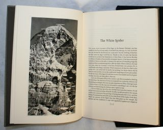 The White Spider, An Account of the First Ascent of the Eiger