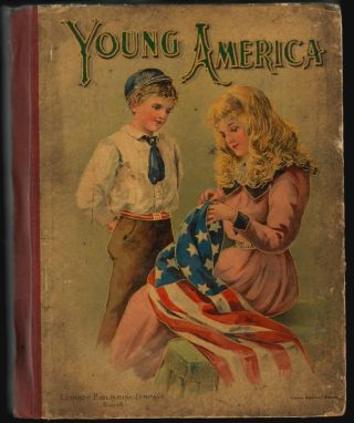 Young America, Entertaining Stories for Boys and Girls