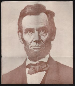 Lincoln's Words on Living Questions, A Collection of All the Recorded Utterances of Abraham Lincoln Bearing Upon the Questions of Today
