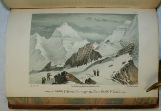 Himalayan Journals; or Notes of a Naturalist, in Bengal, the Sikkim and Nepal Himalayas, Khasia Mountains, &c.