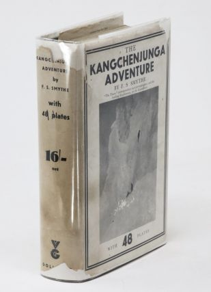 The Kangchenjunga Adventure. F. S. Smythe
