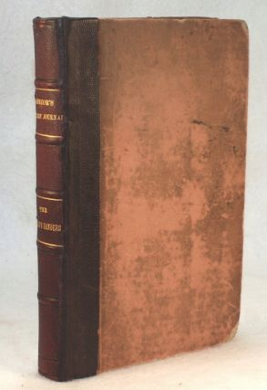Simcoe's Military Journal. A History of the Operations of a Partisan Corps, Called The Queen's Rangers, Commanded by Lieut. Col. J.G. Simcoe, During the War of the American Revolution. J. G. Simcoe, John Graves.