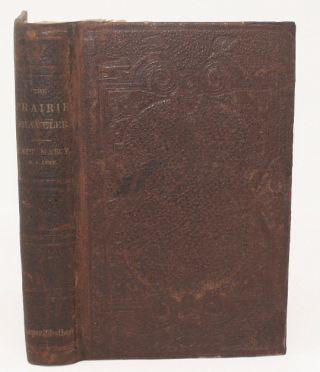 The Prairie Traveler, A Hand-Book for Overland Expeditions. Randolph Marcy.
