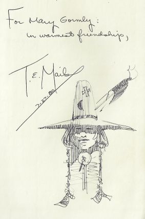 Fools Crow [Signed Copy, with Original Sketch]