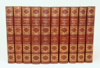 The Novels of Henry Fielding. Henry Fielding