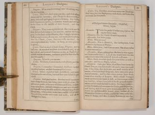 Part of Lucian made English from the Originall. In the Yeare 1638. By Iasper Mayne then Master of Arts, and one of the students of Christ Church. To which are adjoyned those other dialogues of Lucian as they were formerly translated by Mr Francis Hicks