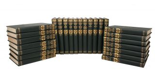 The Writings of George Eliot in Twenty-Five Volumes, Warwickshire Edition. George Eliot.