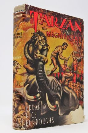 Tarzan the Magnificent. Edgar Rice Burroughs