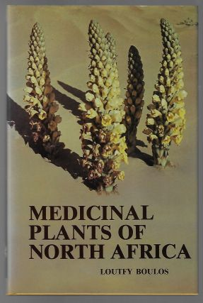 Medicinal Plants of North Africa. Edward S. Ayensu.