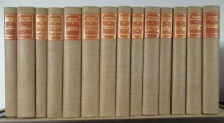 The Novels and Selected Writings of Daniel Defoe [Large Paper Edition]. Daniel Defoe.