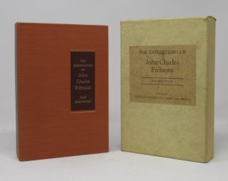 The Expeditions of John Charles Frèmont, Map Portfolio. Donald Jackson, Mary Lee Spence, John Charles Fremont.