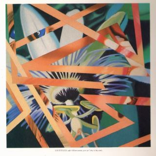 Paintings 1987, James Rosenquist, December 3-January 17