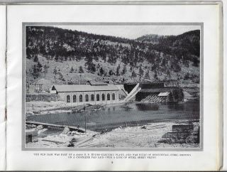 The Hauserlake Dam, An Account of its Construction