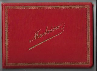 Souvenir Album of Original Photographs of Madiera