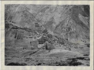 Collection of Photographs of an American Copper Mining Operation in Chile