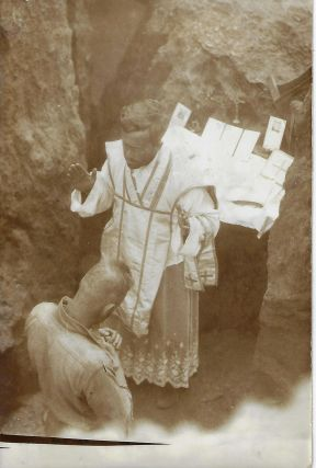 "Archive of 50 Photographs of or by Father Bernard Hubbard, ""The Glacier Priest"""