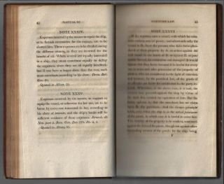 A Manual of Maritime Law. Consisting of A Treatise on Ships and Freight and A Treatise on Insurance, Translated from the Latin of Roccus