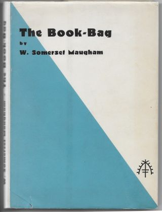 The Book-Bag. W. Somerset Maugham