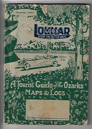 A Tourist Guide of the Ozarks, Season 1925. ARKANSAS