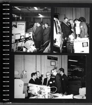 Small Archive Documenting the Ford-USSR Technical Exchange Forum of 1971. AUTOMOTIVE, COLD WAR