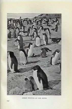 The Great White South, Being an Account of Experiences with Captain Scott's South Pole Expedition and of the Nature Life of the Antarctic