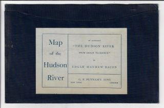 The Hudson River from Ocean to Source, Historical -- Legendary -- Picturesque