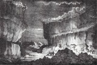 Rambles in the Mammoth Cave, During the Year 1844 by a Visiter