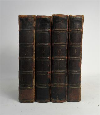 A Collection of Voyages, In Four Volumes...Illustrated with Maps and Draughts: Also Several...