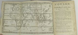 A Collection of Voyages, In Four Volumes...Illustrated with Maps and Draughts: Also Several Birds, Fishes, and Plants